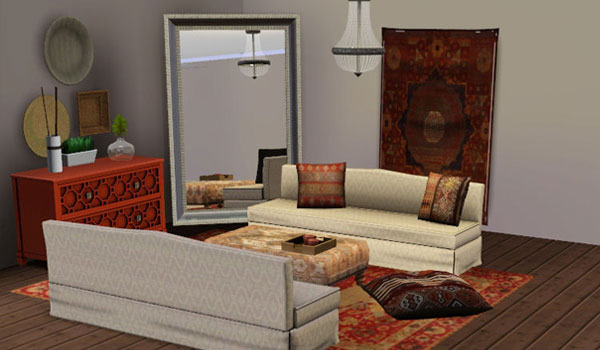 Muebles Traditional Living