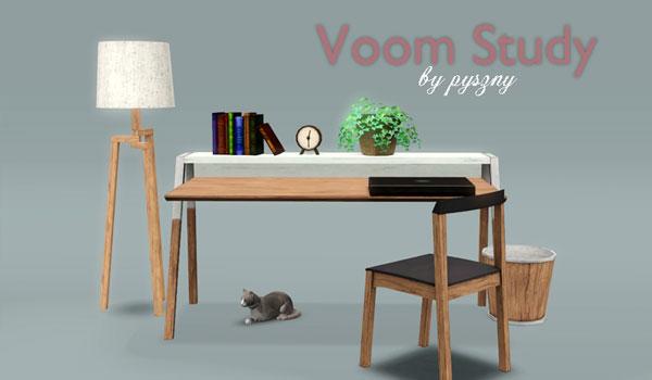 Voom Studio muebles para oficina