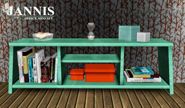 Mueble Jannis Mini Set