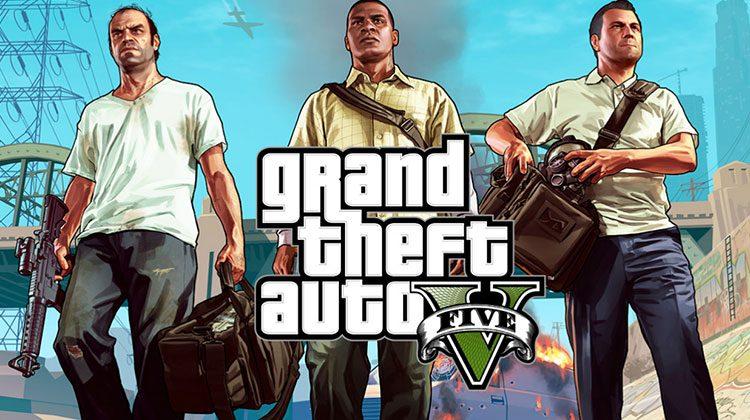 Requisitos Grand Theft Auto V