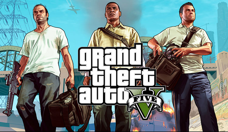 Requisitos Grand Theft Auto V
